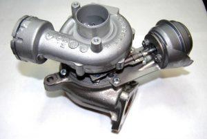 Turbosprężarka po regeneracji