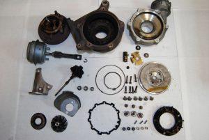 proces regeneracji turbosprężarki