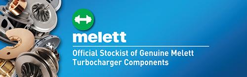 melett banner