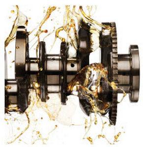 Turbosprężarka zaolejona