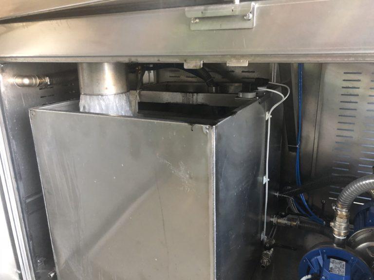 Maszyna do czyszczenia dpf