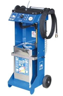 Maszyna do wymiany płynu hamulcowego